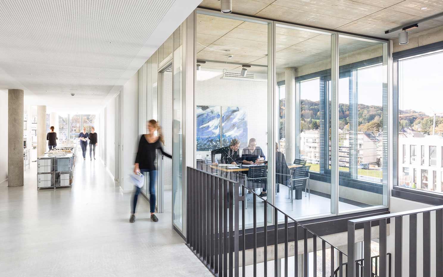 Architekten aachen excellent with architekten aachen for Studium zum architekten