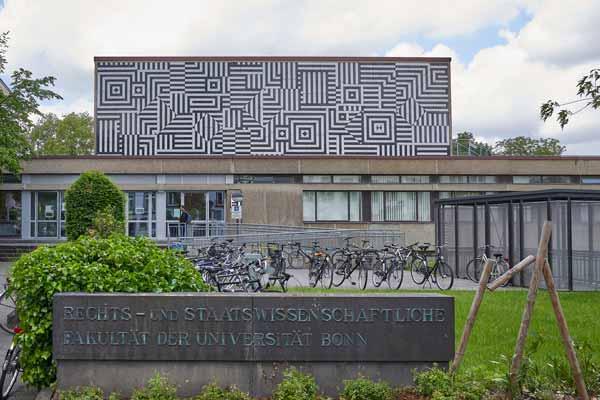 VgV Zuschlag Sanierung Juridicum Bonn