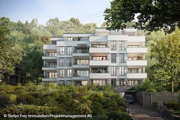 Baubeginn für 17 Eigentumswohnungen an der Nizzaallee